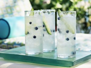 Gurken-Cocktail (Collins) Rezept