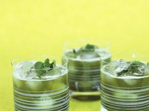 Gurken-Rum-Drink Rezept