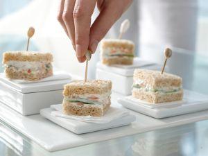 Vollkorn-Sandwichbrot Rezepte