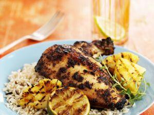 Hähnchen auf Jamaikanische Art (Jerk Chicken) Rezept