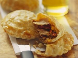 Hähnchen-Empanadas Rezept