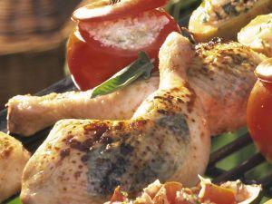 Hähnchen mit Salbei Rezept