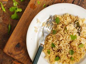 Hähnchen-Reis Rezept