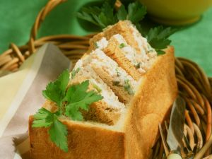 Hähnchen-Sandwich Rezept