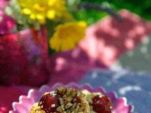 Haferkekse mit Kirschen Rezept