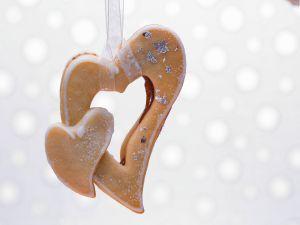 Hagebutten-Herzen Rezept