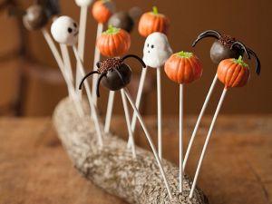 spinnen muffins f r halloween rezept eat smarter. Black Bedroom Furniture Sets. Home Design Ideas