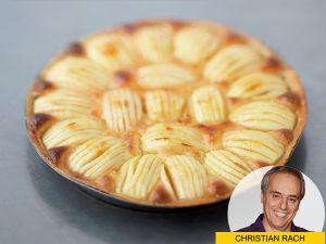 Saftig & süß: Hamburger Apfelkuchen