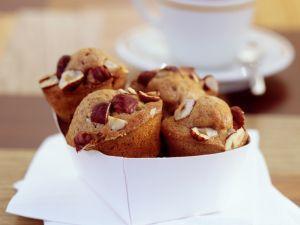 Haselnuss-Zimt-Muffins Rezept