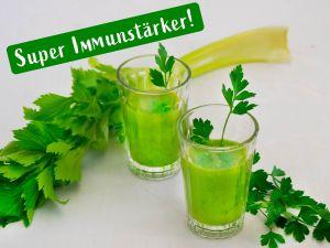 Immun-Booster-Shot für jeden Tag