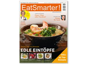EAT SMARTER-Magazin Nr. 6/11
