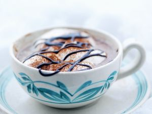 Heiße Marshmallow-Schokolade Rezept