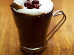 Heiße Schokolade mit Sanddorn Rezept