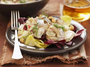 Herings-Kartoffel-Salat Rezept
