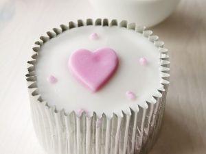 Herz-Cupcake Rezept