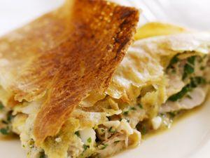 Herzhafte Pastete auf tunesische Art Rezept