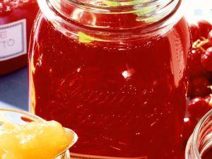 Himbeer-Minz-Gelee Rezept