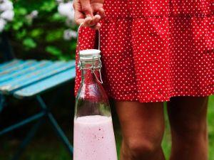 Himbeer-Smoothie mit Nektarinen Rezept