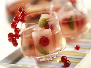 Himbeer-Tee-Bowle Rezept