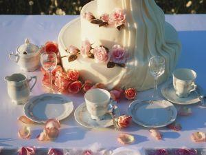 Hochzeitstorte Rezept