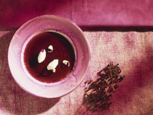 Hollersuppe mit Eischneenocken Rezept