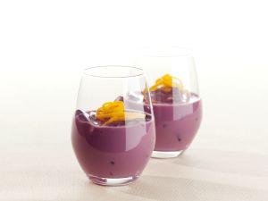 Holunder-Milch-Shake Rezept