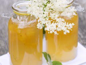 Holunder-Zitronen-Gelee Rezept
