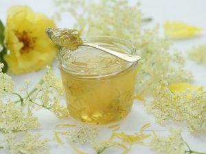 Holunderblüten-Gelee Rezept
