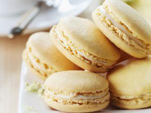 Holunderblüten-Macarons Rezept