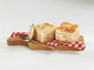 Honig-Apfel-Schnitten Rezept