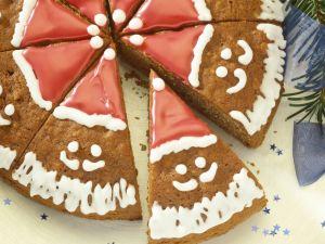 Honigkuchen zu Weihnachten Rezept
