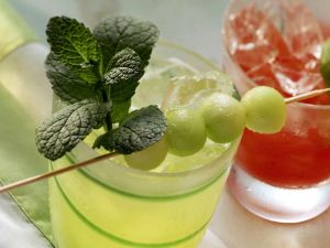 Honigmelonen-Drink Rezept