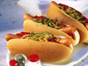 Hot Dogs Rezept