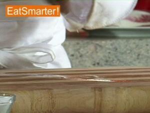 Wie Sie frischen Tintenfisch richtig putzen und vorbereiten