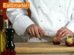 Wie Sie Feigen am besten kreuzweise einschneiden
