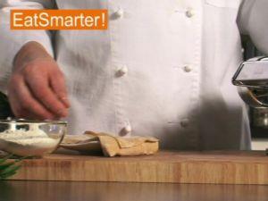 Wie Sie Bandnudeln gekonnt schneiden