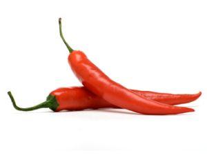 Scharfe Fakten über Chili