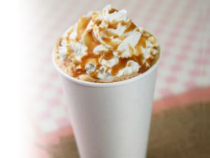 Coffee Shop: Dickmacher to go