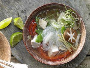 Asiatische Pilze Rezepte