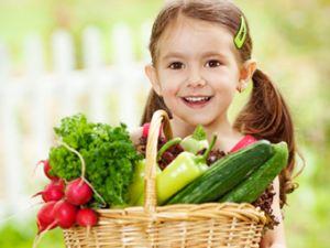 Wie man Kinder für Gemüse begeistert