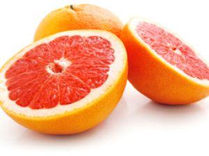Zitrusfrucht aus der Karibik: Rosa Grapefruit
