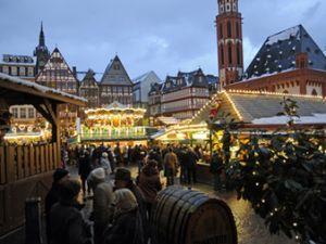 Der große Kaloriencheck auf dem Weihnachtsmarkt