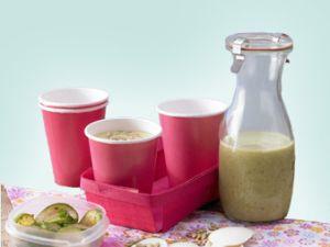 Kalorienarm und gesund: kalte Suppen