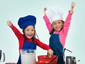 Kochen mit Kindern: Mitmachen macht Spaß!