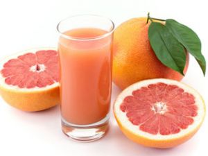 So können Sie mit Grapefruit abnehmen
