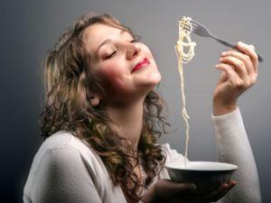 Von wegen Dickmacher: die kleine Pasta-Kunde