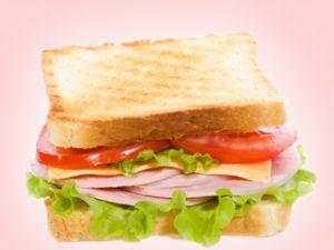 Die Geschichte vom Sandwich