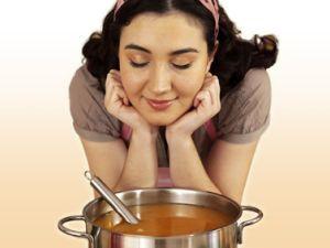 Warum Suppen so satt machen