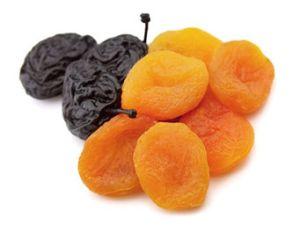 Sind geschwefelte Trockenfrüchte gesund?