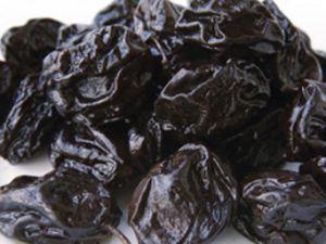 Haben Trockenpflaumen viele Ballaststoffe?